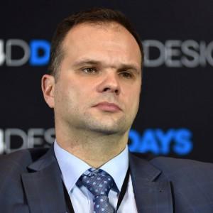 Michał Strzelecki, dyrektor biura Ogólnopolskiej Izby Gospodarczej Producentów Mebli (Forum Branży Meblowej). Fot. PTWP