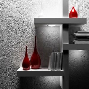 Wraz z rozwojem technologii LED świetlne aranżacje stały się bardziej kreatywne. Fot. GTV