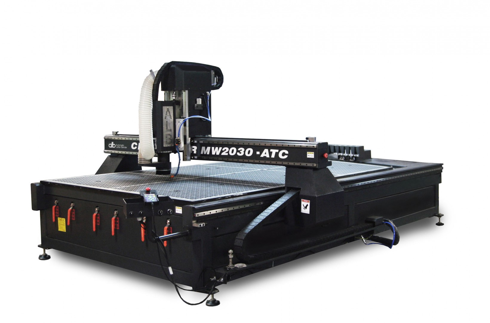 ALB-CNC ROUTER ATC (AutomaticTool Change). Dystrybutor: Automatic Letter Bender