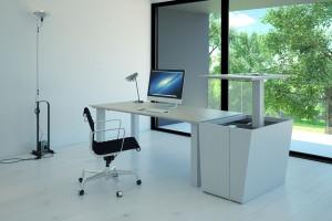 Funkcjonalne rozwiązania do biura i domowego gabinetu