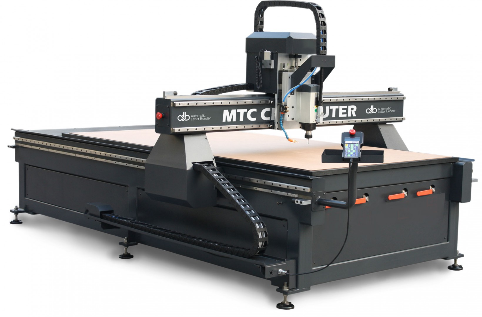ALB-CNC ROUTER MTC (Manual Tool Change)