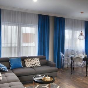 3 miejsce w konkursie Dobrze Mieszkaj-Najlepsze Projekty. Mieszkanie w stylu nowojorskim. Autorka Marta Piórkowska-Paluch
