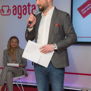 Marek Gonsior, dyrektor ds. marketingu salonów Agata.