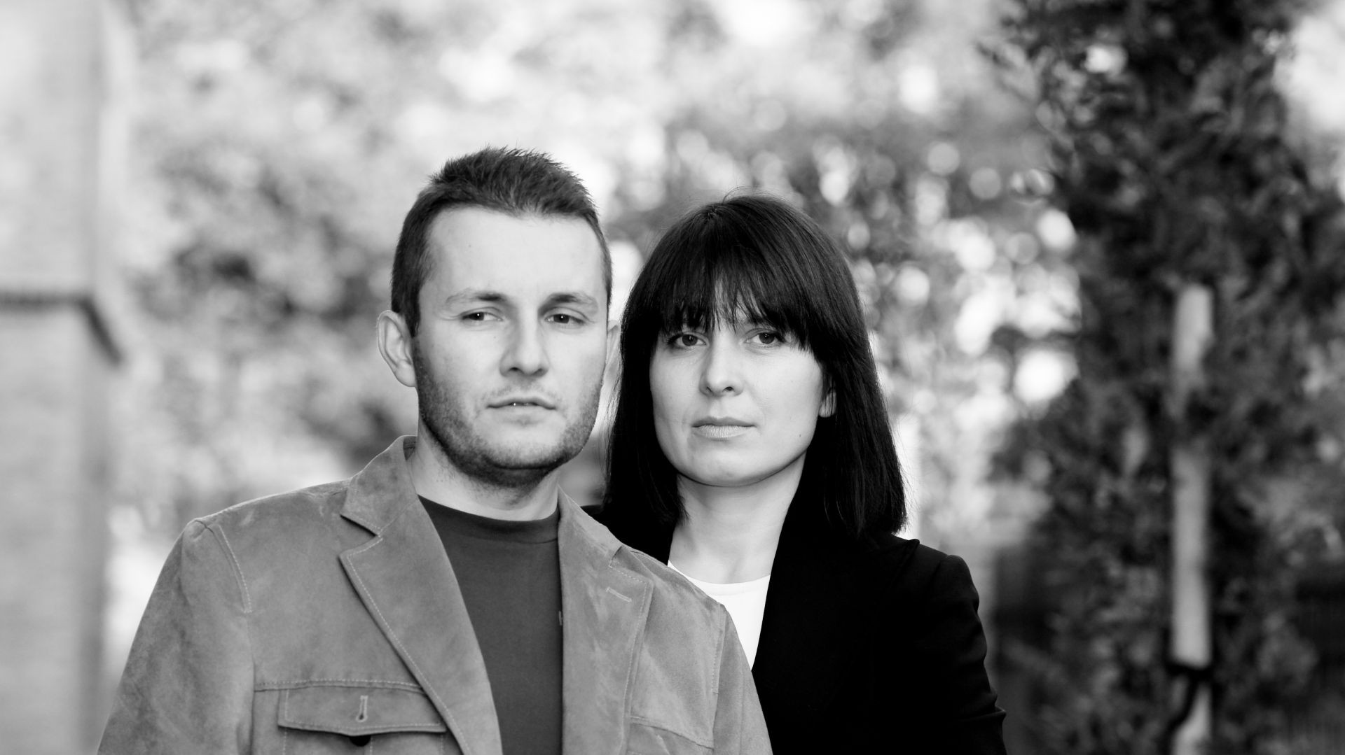 Katarzyna i Grzegorz Dżus, autorzy wielu wybitnych projektów z zakresu architektury. Fot. Archiwum