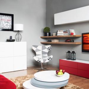 Zestaw Possi to nie tylko różne kształty, ale też bogata oferta kolorów. Fot. BRW