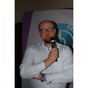 Artur Sieczka, specjalista ds szkoleń, Cerrad - Studio Dobrych Rozwiązań w Bydgoszczy. Fot. Publikator