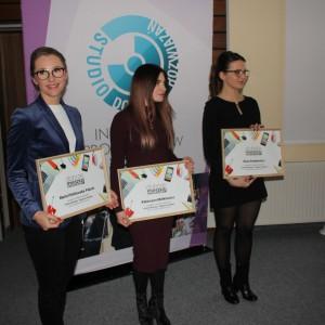 Wręczenie nagród w konkursie Dobrze Mieszkaj-najlepsze Projekty - Studio Dobrych Rozwiązań w Bydgoszczy - 28 lutego 2018 r. Fot. Publikator
