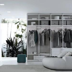 Warto, aby garderoba była miejscem