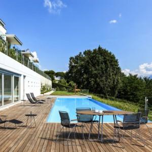 Seria duńskich mebli dla hoteli i restauracji. Fot. BM Housing