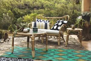 Meble na balkon i do ogrodu - jaki wybrać materiał?