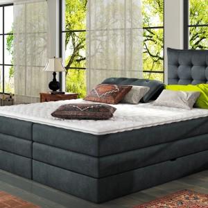 Łóżko kontynentalne Aura. Fot. Wersal