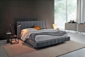 Łóżko do sypialni - wybierz model z efektownym zagłówkiem!