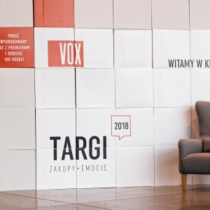 Targi wewnętrzna Vox 2018