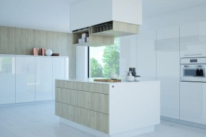 Meble do kuchni - zalety zabudowy całościennej