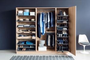 Garderoba dobrze zorganizowana - oferta akcesoriów