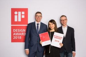 Nagroda iF Design 2018 dla polskiego producenta mebli
