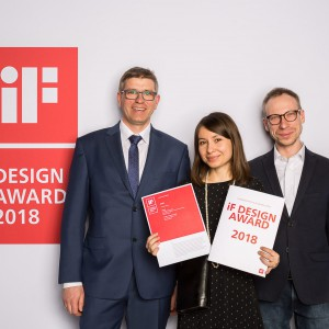 Firma DeDe Furniture zdobyła iF Design Award za panele akustyczne EHØ