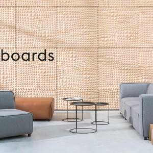 Firma DeDe Furniture zdobyła iF Design Award za panele akustyczne EHØ