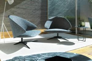 Meblowe trendy z zagranicy - zobacz zdjęcia wyjątkowych foteli!