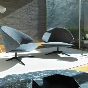 Fotele włoskiej marki Desiree. Fot. Desiree