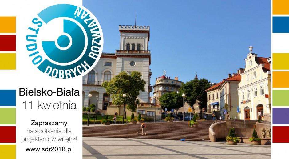 11 kwietnia Studio Dobrych Rozwiązań zawita do Bielska-Białej