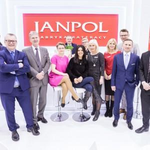 Janpol na targach Meble Polska 2018