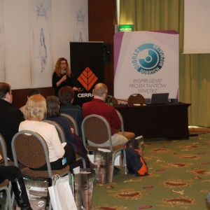 Prezentacja partnera: Agata Lubowicka, firma MS-Dekor. Fot. Publikator