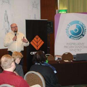 Prezentacja partnera głównego Adam Sieczka, specjalista ds. szkoleń, firma Cerrad