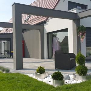 Dom w Wilczym Gardle projektu Studio BB Architekci.