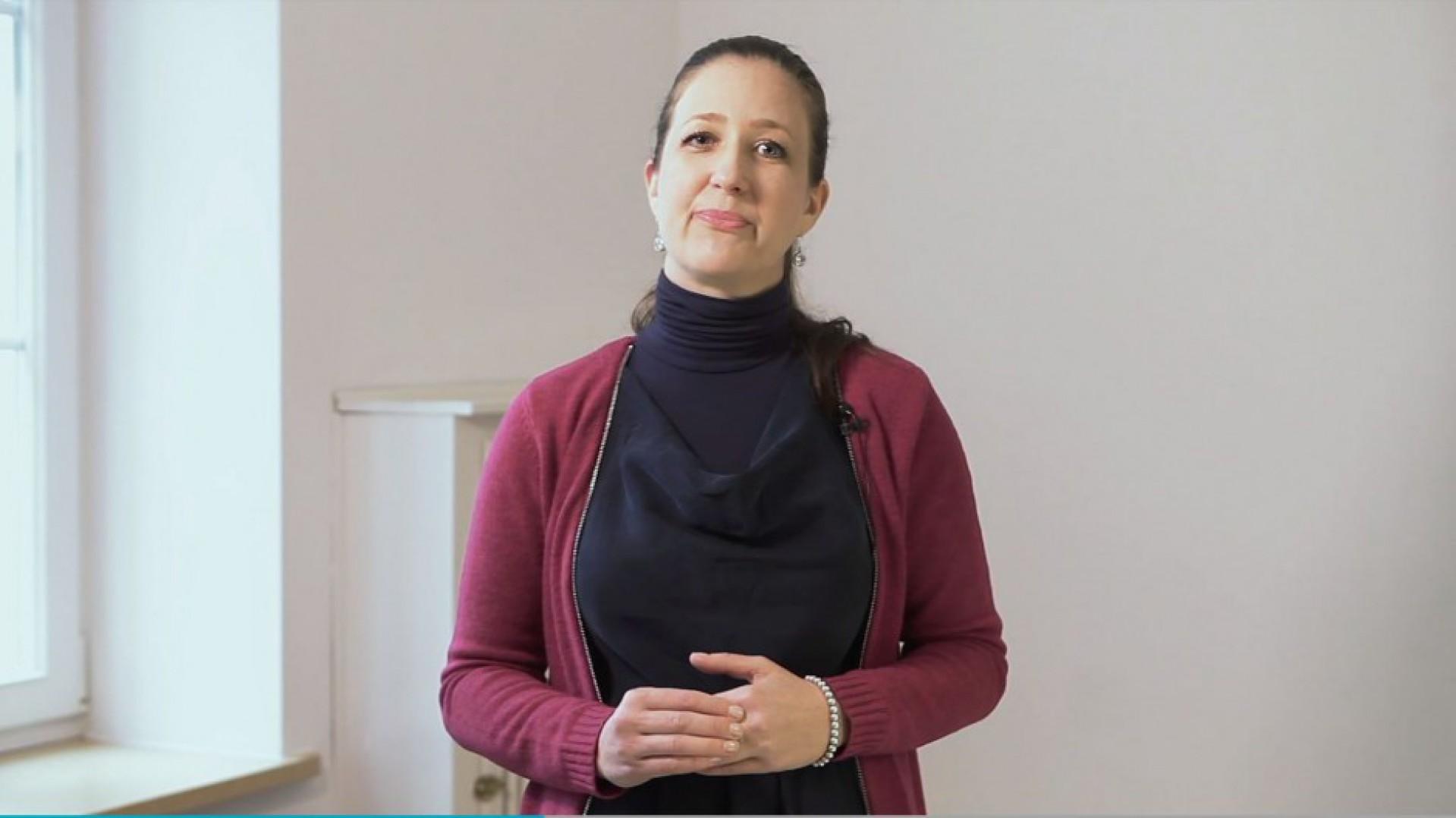 Justyna Smolec, architekt opowie na Forum Branży Łazienkowej, czym wyróżnia się projektowanie łazienek dla klientów 50+. Fot. Archiwum