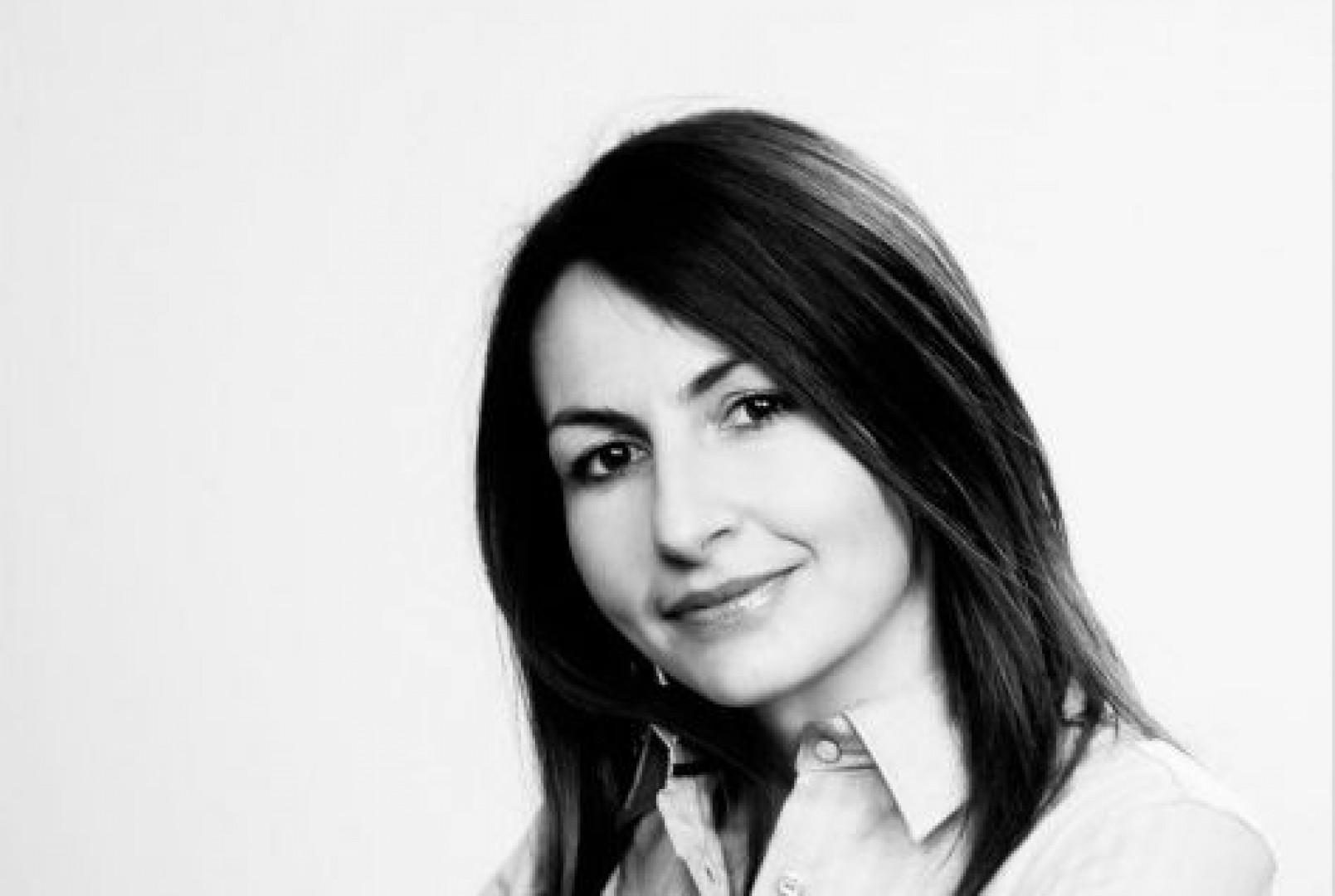 Łucja Janik, architekt i współwłaścicielka biura Rubicon Architektura i Projektowanie Wnętrz. Fot. Archiwum