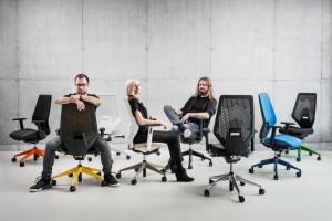 Fotele biurowe - kierunki rozwoju produktu
