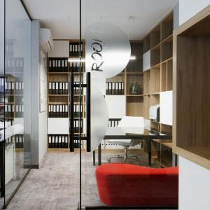 Siedziba biura architektonicznego Tremend