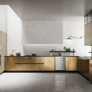 Minimalistyczna kuchnia. Fot. Doimo Cucine
