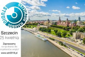 25 kwietnia zapraszamy na Studio Dobrych Rozwiązań do Szczecina!