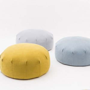 Coral - siedzisko zaprojektowane przez Grynasz Studio dla marki Meesh