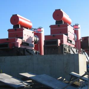 COMBO-BIO kotły na biomasę. Fot. Danstoker