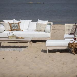 Outdoorowy zestaw wypoczynkowy