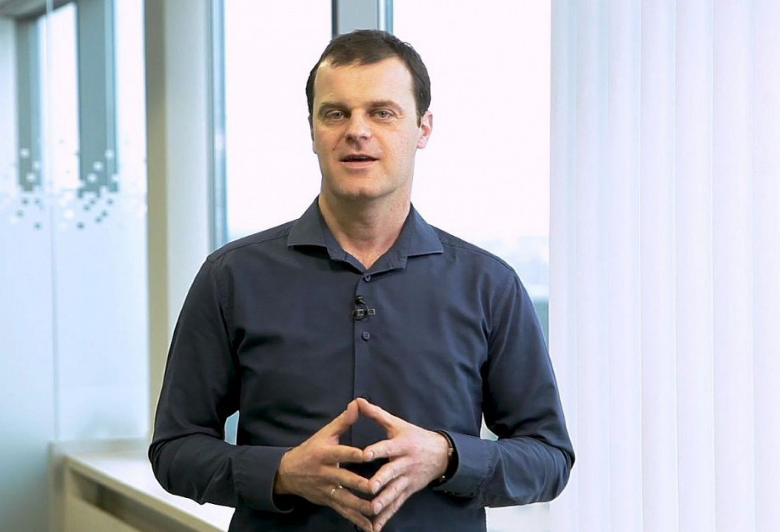 Marcelin Matusiak, Strategic Insight Manager, Sales Effectiveness & Consumer Insights w GfK Polonia zaprasza na Forum Branży Łazienkowej. Fot. Archiwum