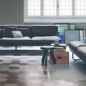 Sofa LC5 firmy Cassina. Projekt: Le Corbusier. Fot. Cassina