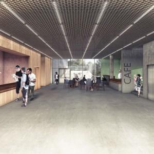 Centrum Aktywności Lokalnej, Podjuchy, projekt Tomasz Sachanowicz