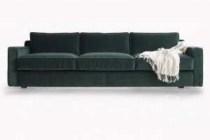 """Harold"" - sofa o wyrazistej kolorystyce"