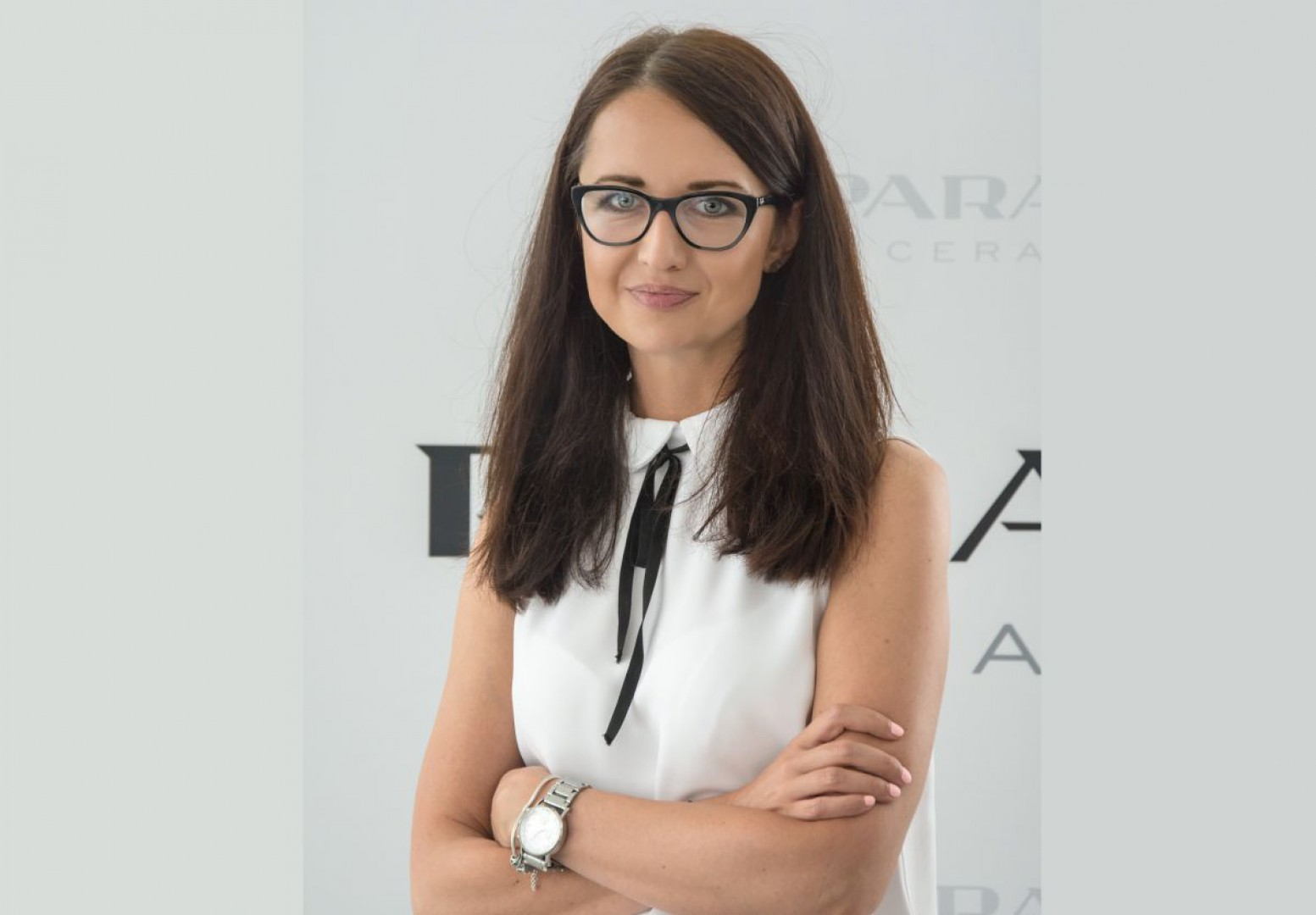 Karolina Wesołowska, dyrektor marketingu Ceramiki Paradyż. Fot. Ceramika Paradyż