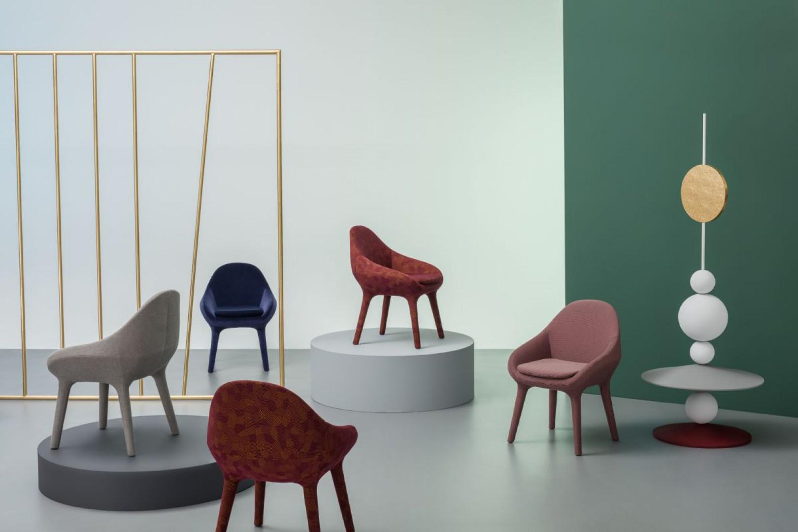 Kolekcja Ripple firmy Comforty. Projekt: Krystian Kowalski. Fot. Comforty/Ernest Winczyk