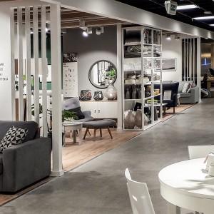 Salon sprzedaży mebli Vox we Wrocławiu