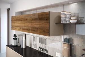 Naturalne dekory w kuchni