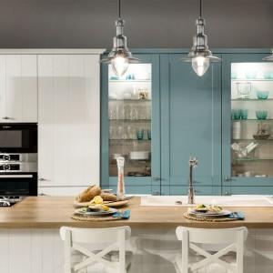 W kuchni dobrze wyglądają też subtelne kolory. Fot. WFM