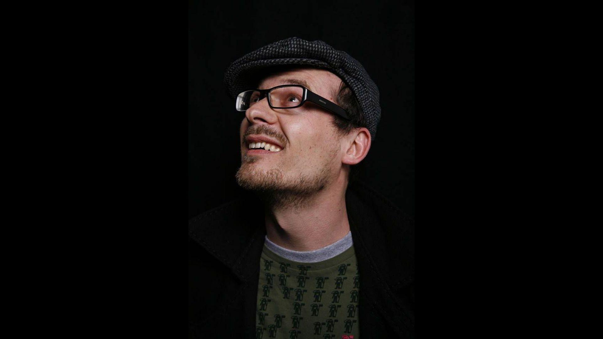 Tomasz Sachanowicz, S.LAB architektura. Fot. Archiwum