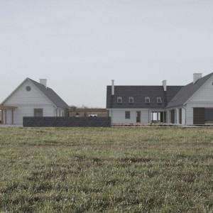 Dom w Zatoni Dolnej. Projekt: Tomasz Sachanowicz.