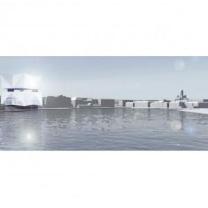 Muzeum Guggenheim Helsinki - projekt na międzynarodowy konkurs. Projekt: Tomasz Sachanowicz.